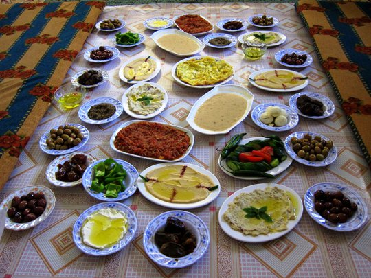 Jordan will surprise you with not just the taste but the incredible of variety of delicacies this war-torn region has to offer.
