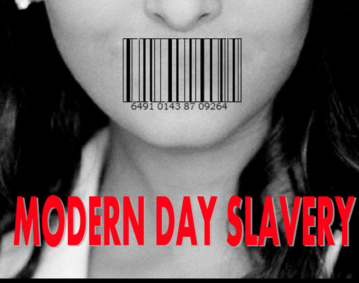 An essay about slavery